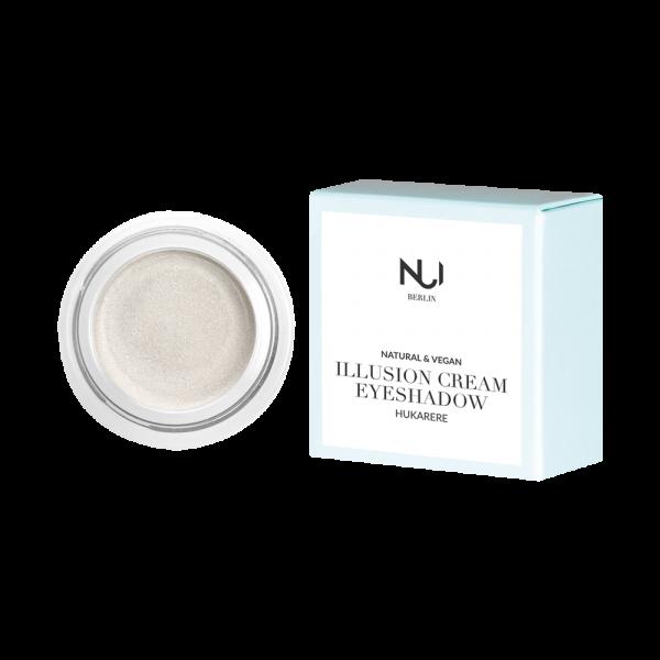 Hukarere -Natural Illusion Cream Eyeshadow NUI Cosmetics