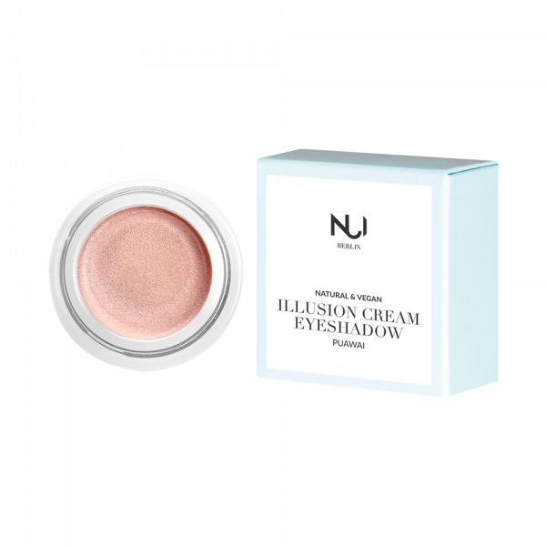 Puawai - Natural Illusion Cream Eyeshadow NUI Cosmetics