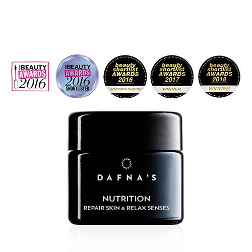 Nutrition Repair Skin & Relax Senses Dafna's Personal Skin Care