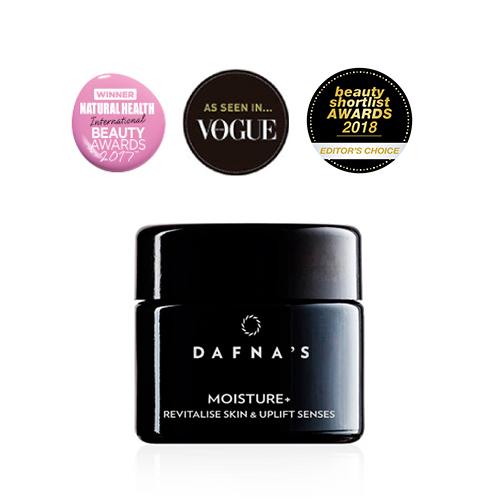 Moisture + Revitalise Skin and Uplift Senses Dafna's Personal Skin Care