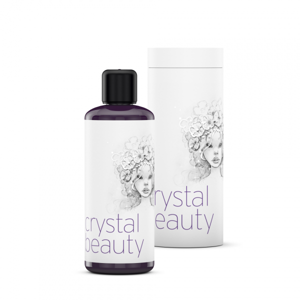 Cristal Clear Beauty - Emanates Purity and Grace Max & Me