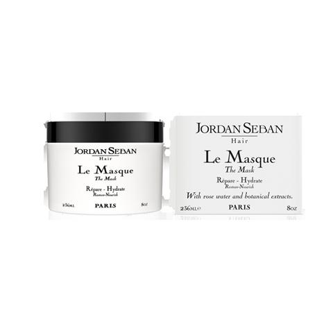 Le Masque(French for the mask) Jordan Seban Hair