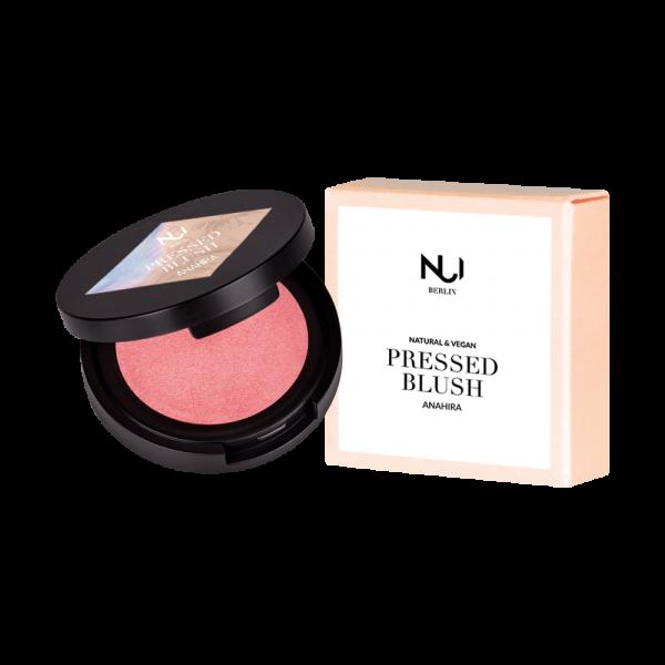 Anahira - Natural Pressed Blush NUI Cosmetics