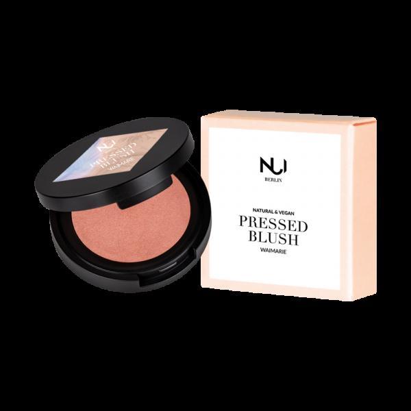 Waimarie- Natural Pressed Blush NUI Cosmetics