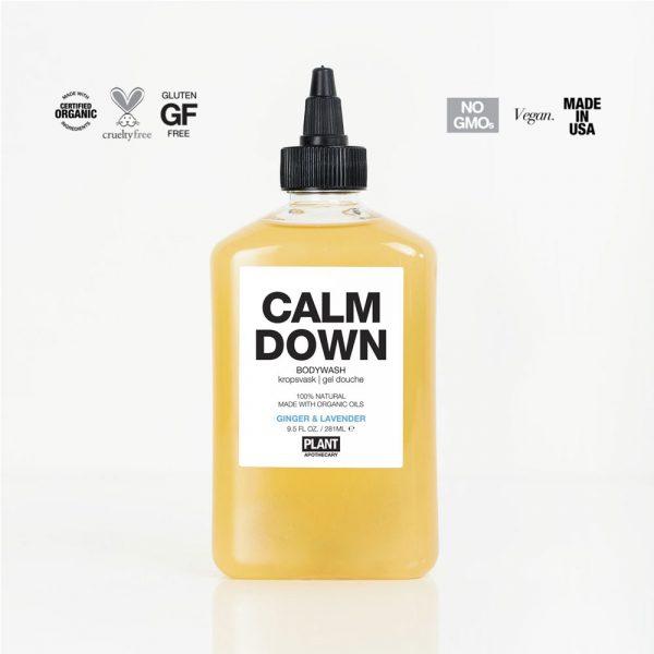 Calm Down OrganicBody Wash