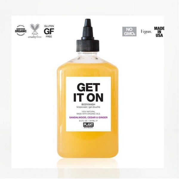Get It On OrganicBody Wash
