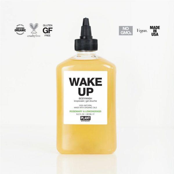Wake Up OrganicBody Wash